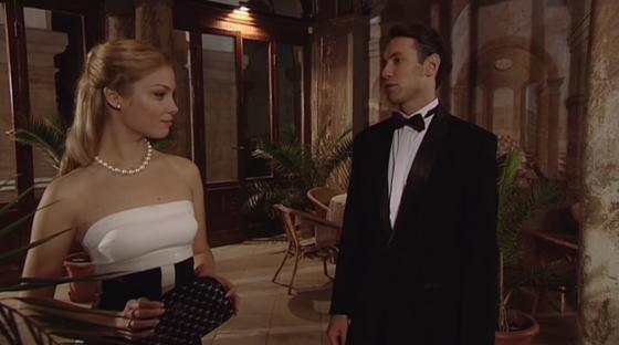 Кадр из сериала «Брак по завещанию»