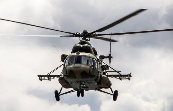 Вертолет упал в Кызылординской области: есть погибшие
