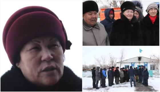 Жители Кызылординской области жалуются, что аким их привлекла к постройке своего дома