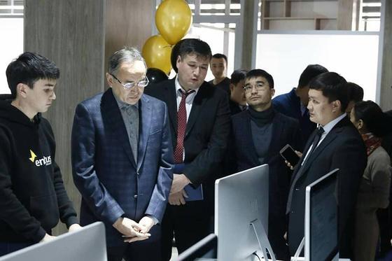 Таразда «Тараз HUB» IT-орталығының» ашылды