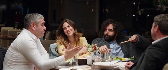 Кадр из фильма «Любовь придет, если позовешь»