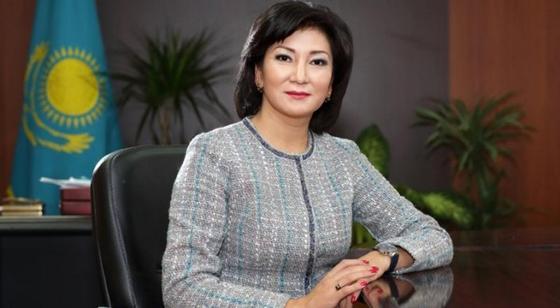 Нұрсауле Сайлауова. Фото: telegram/yyedilov