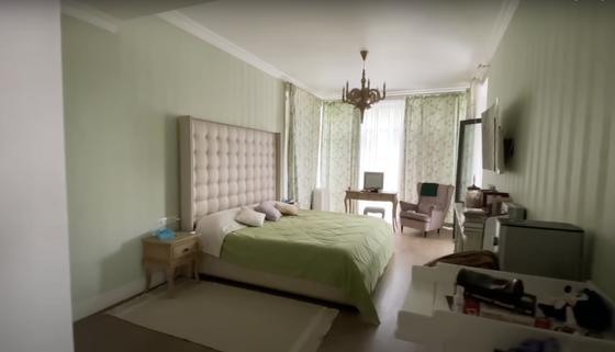 Спальня Беркута и Аиши