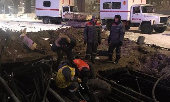 Без света был апокалипсис: жители Нур-Султана замерзли, остались без еды и тоев