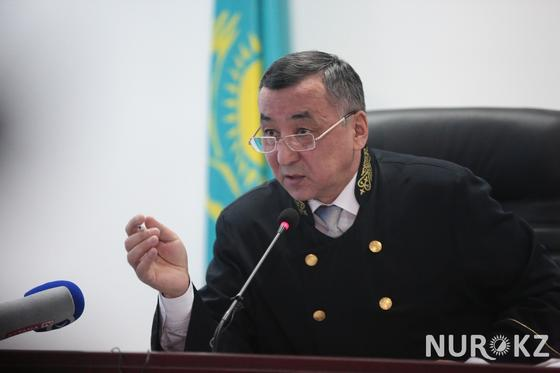 Суд по делу об убийстве Дениса Тена начался в Алматы (фото)