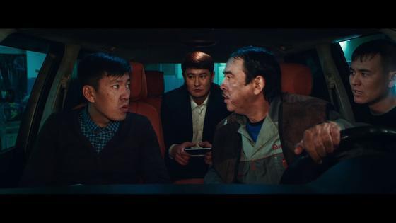 Казахские фильмы–комедии: «Регистратор»