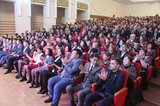 Ко Дню Независимости ряд карагандинцев получили награды