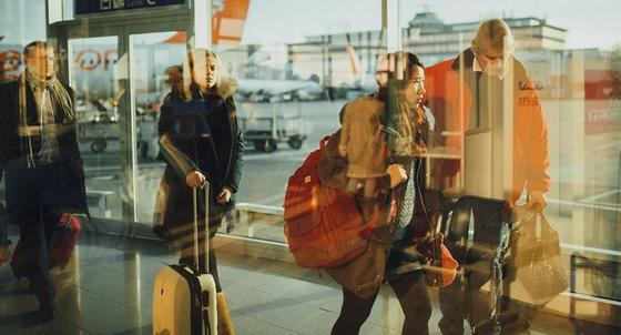 Руководство международного аэропорта Алматы сделало заявление