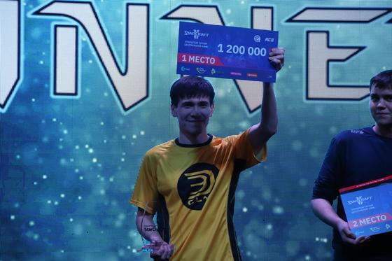 Алматинец выиграл 1,2 миллиона тенге в турнире по Star Craft II