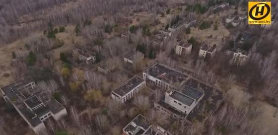 Чернобыльскую зону отчуждения открыли для туристов (видео)