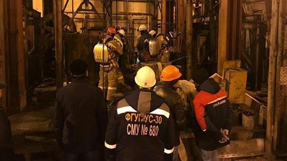 На шахте в Соликамске нашли тело девятого погибшего
