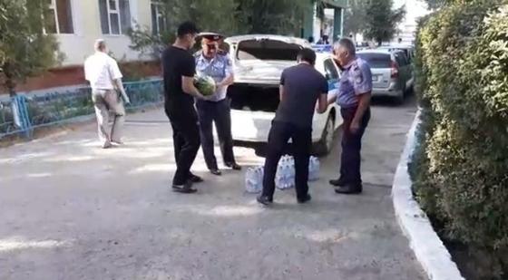 Взрывы в Арыси: как и куда эвакуируют жителей города, рассказали в ДЧС