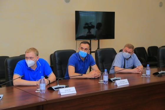 Костанайским врачам помогут опытные специалисты из Москвы