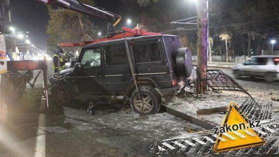 Актриса погибла в ДТП в центре Астаны