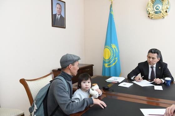 Фото: Астана әкімдігі баспасөз қызметі