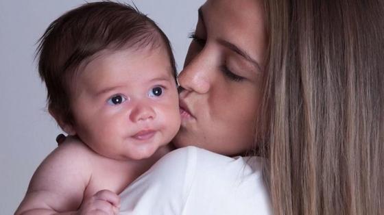 18-летняя британка узнала, что беременна за несколько недель до родов