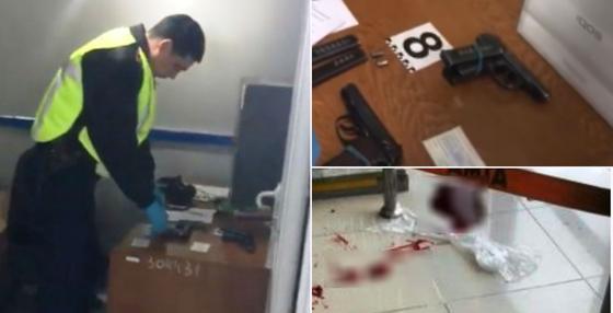 Выстрел в женщину в аэропорту Атырау: уволены несколько полицейских