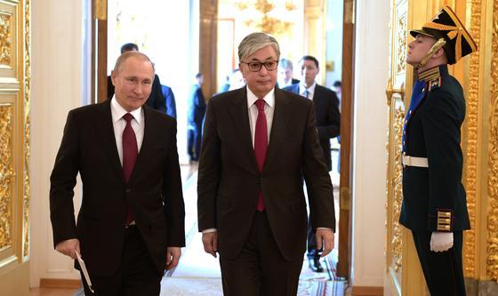 Путин хочет приехать в Нур-Султан