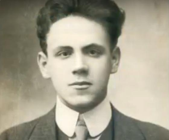 Самуил Маршак в юности