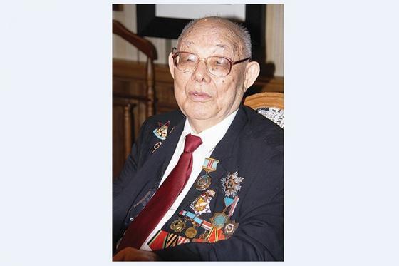 95 жақса келген белгілі академик Әбдуәли Қайдар дүниеден озды