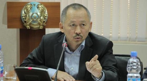 Қанат Әлмағамбетов. Фото: atameken.kz