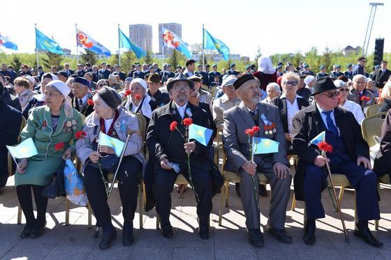 1 марта в столице стартует городская акция «Ардагерлерге мың алғыс»