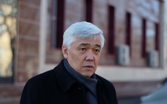 Скончался бывший глава Национальной библиотеки Жанат Сейдуманов