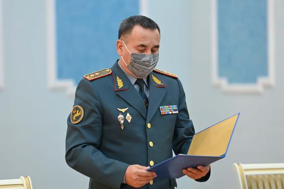 Мұрат Бектанов министр