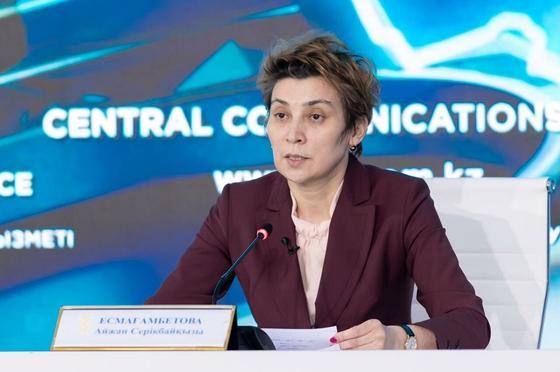 Есмағамбетова: Қазастандағы коронавирус жағдайы тұрақталды