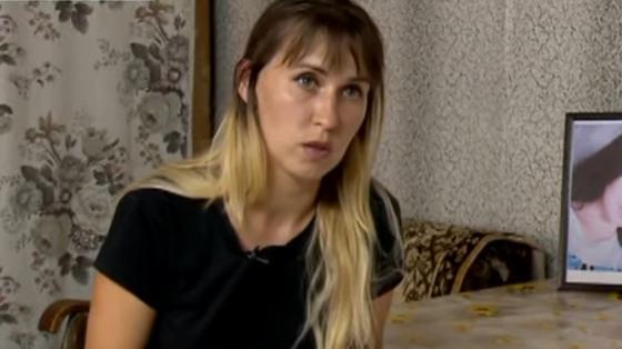 Тетя погибшей Ирина Кирилюк