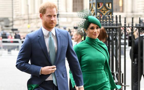 Опубликована переписка Меган Маркл и принца Гарри с ее отцом о свадьбе