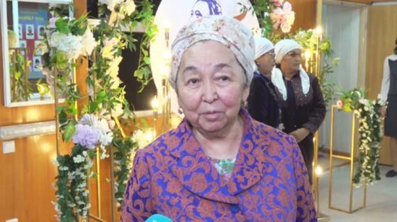 Клара Жұмабаева, Әбіш Кекілбаевтың жары