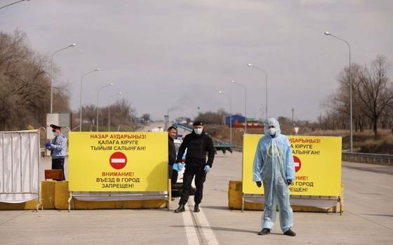 Павлодарскую область с 13 апреля закроют на карантин