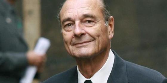 Жак Ширак. Фото: rbc.ua
