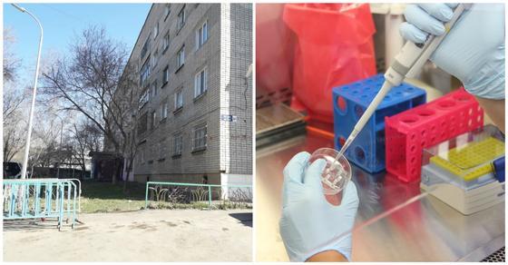 Двух зараженных КВИ нашли в общежитии, где жильцы кидались на медиков в Павлодаре