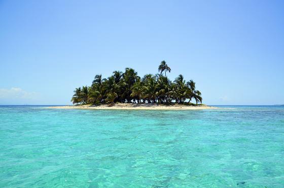 Два острова целиком погрузились в воду из-за повышения уровня океана в Индонезии
