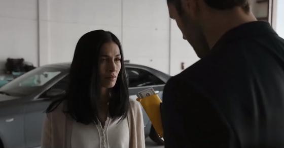 Кадр из сериала «Уборщица»