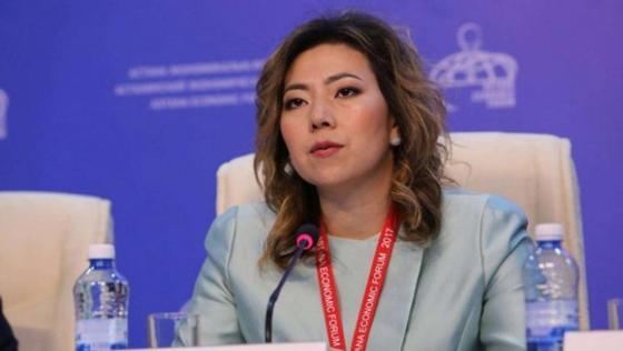 Абылкасымова ответила на призывы уйти в отставку