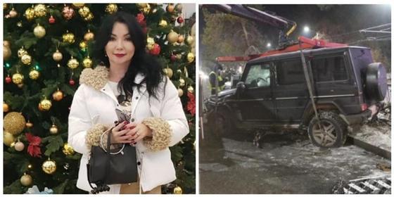 Гибель актрисы в ДТП в Алматы: водитель Gelandewagen был пьян