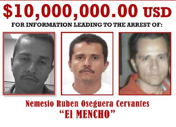 Лидер наркокартеля Эль Менчо построил больницу в Мексике
