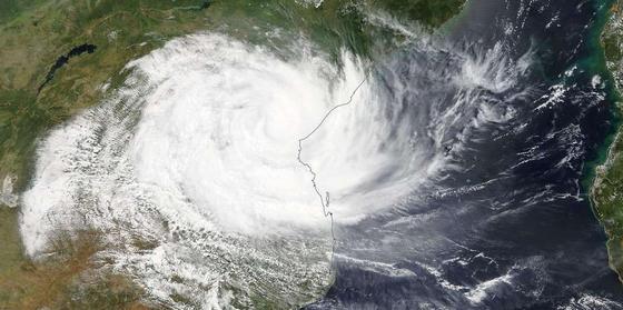 В Мозамбике выросло количество жертв циклона «Идай»