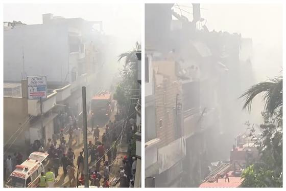 Все 107 пассажиров и членов экипажа разбившегося в Пакистане самолета погибли