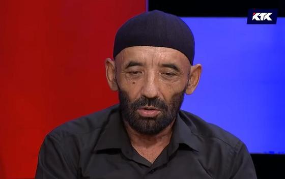 Тілеужан Қанапиянов. Видеодан кадр