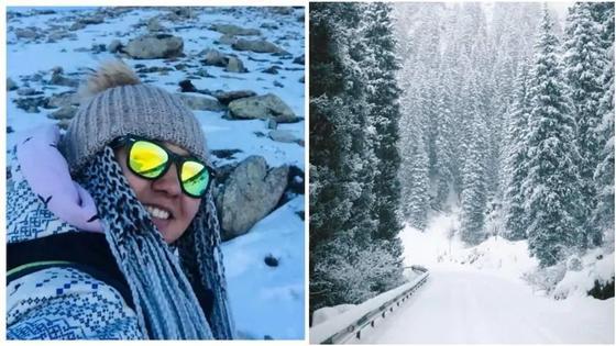 Родственники пропавшей в горах алматинки просят задействовать в поисках вертолет