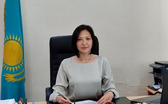 Айжан Туганова