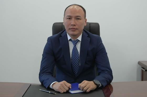Ержан Иманзаипов. Фото: Павлодар облысы әкімдігінің баспасөз қызметі