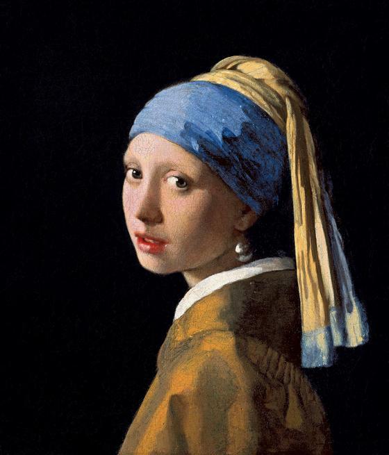 «Девушка с жемчужной сережкой» (Ян Вермеер)