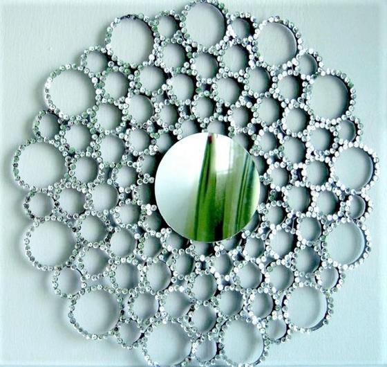 Дизайн дома своими руками: зеркало
