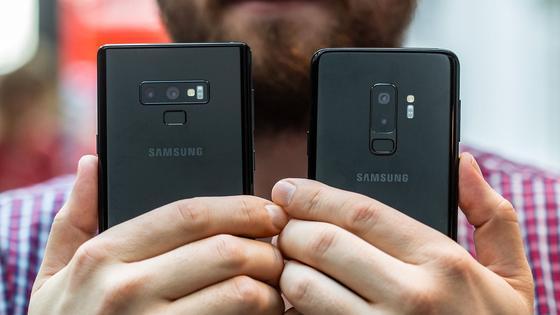 Опасную уязвимость нашли в смартфонах Samsung