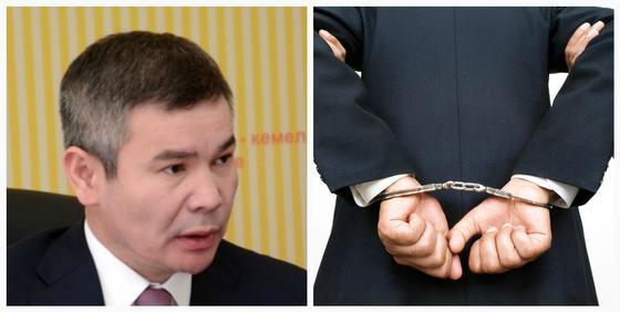Сообщник фигурантов дела Бергея Рыскалиева подозревается в хищении 6,6 млрд тенге
